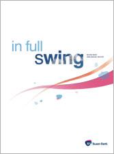 2009년 Annual Report 표지