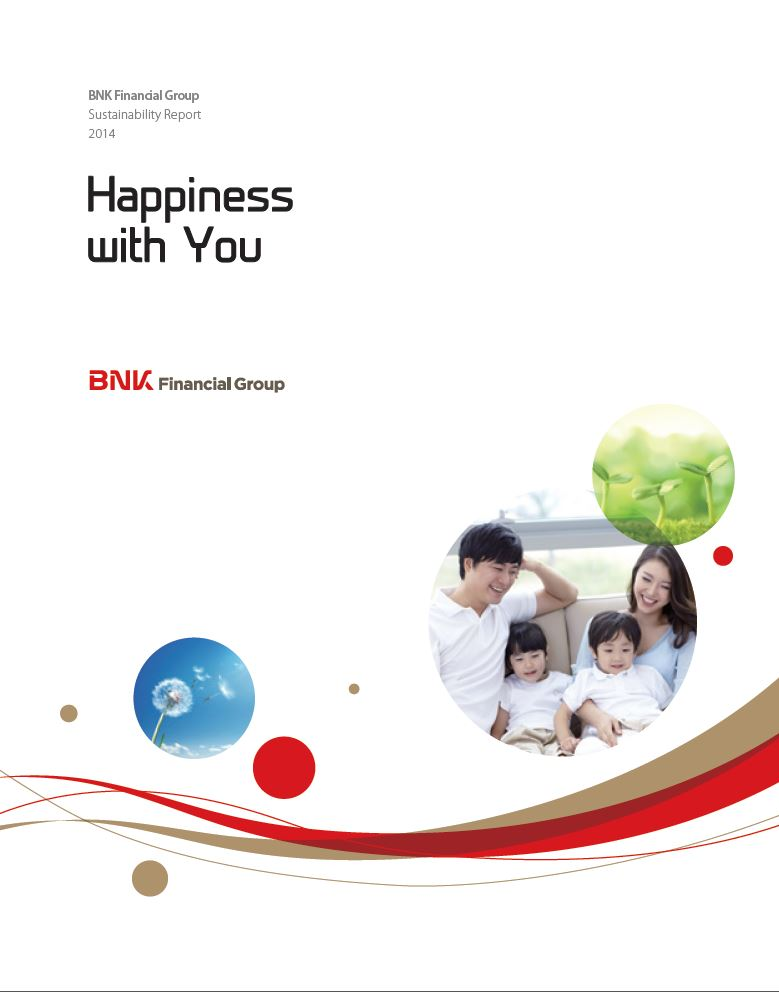 BNK Financial Group Sustainability Report 2014