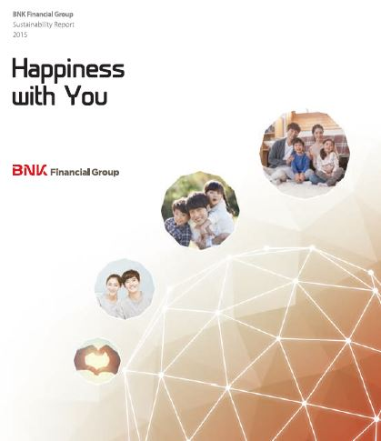 BNK Financial Group Sustainability Report 2015