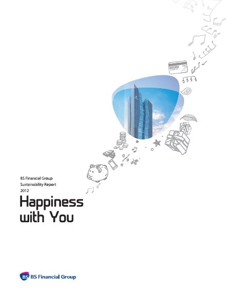 BS Financial Group Sustainability Report 2012